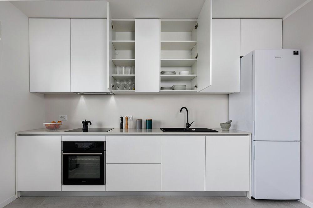 raspored kucanskih aparata u kuhinji po mjeri 3
